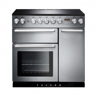 NEX90EI Induction Top Stainless, White, Black or Slate
