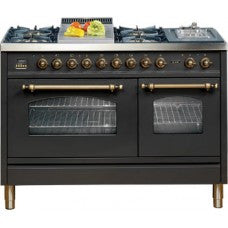 Ilve 120cm Freestanding Double Oven