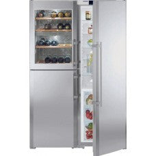 Liebherr SBSes 7165 Side-by-Side Fridge
