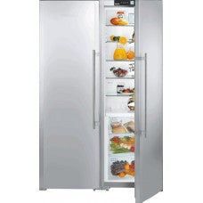 Liebherr SBSes 7253 Side-by-Side Fridge