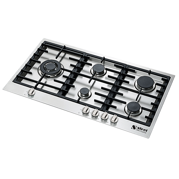 Genesi 90cm 5 Gas Burner Hob - GP9F-5