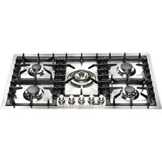 Ilve HP95 DT Gas Cooktop