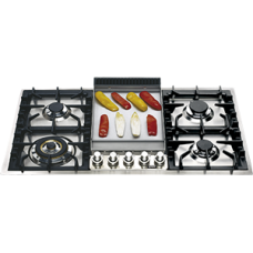 Ilve HP95 FDT Gas Cooktop