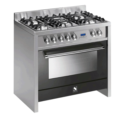 Primo 90cm Multi Function Upright Cooker  - P9F-5