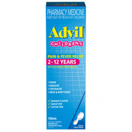 Advil Children's 2-12 years Pain & Fever Suspension