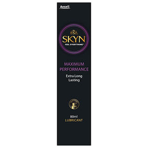 Ansell SKYN Maximum Performance lubricant 80mL