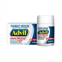Advil Rapid Release Fast-Acting Anti-Inflammatory Tablets