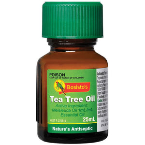 Bosisto's Tea Tree Oil