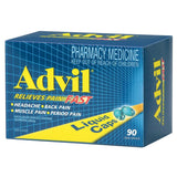 Advil Liquid Capsules