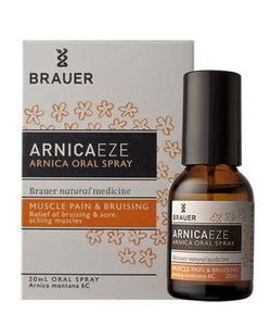 Brauer Arnicaeze Arnica Oral Spray - 20mL