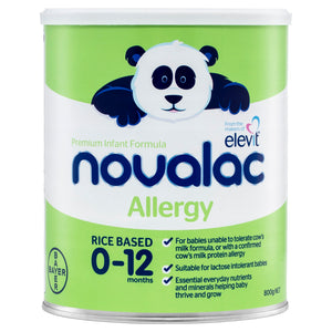 Novalac Allergy 0-12 years 800g