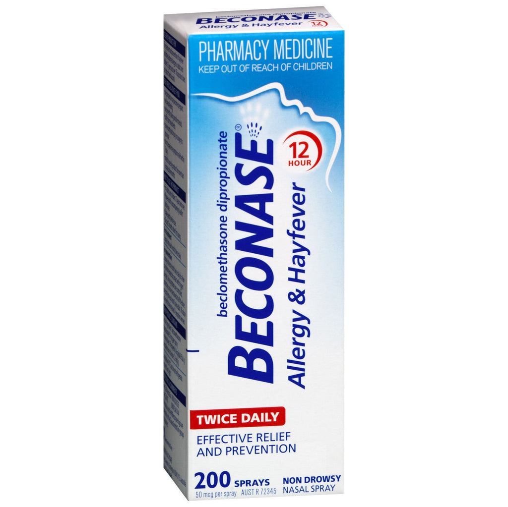 Beconase Allergy and Hayfever 12-Hour Spray