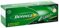 Berocca® Boost With Guarana - Once A Day Vitamin Effervescent Tablet‎