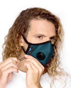 Cambridge Mask Co PRO N99 Reusable Masks :: Filters 99.7% Particles Bacteria Viruses