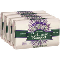 Cashmere Bouquet Soap Lavender 4 Pack x12