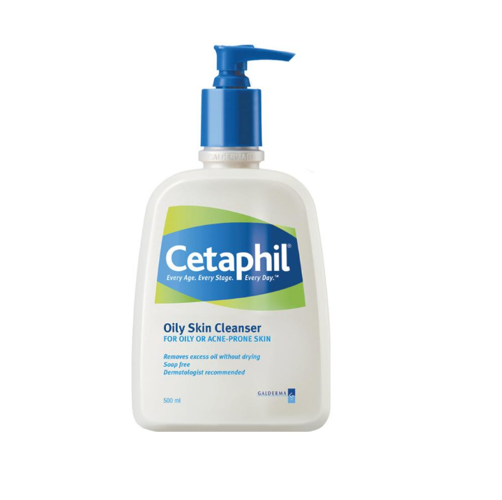 Cetaphil Shower Bath Oil 500mL