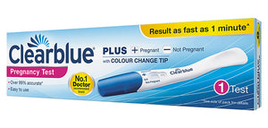 Clearblue Plus Pregnancy