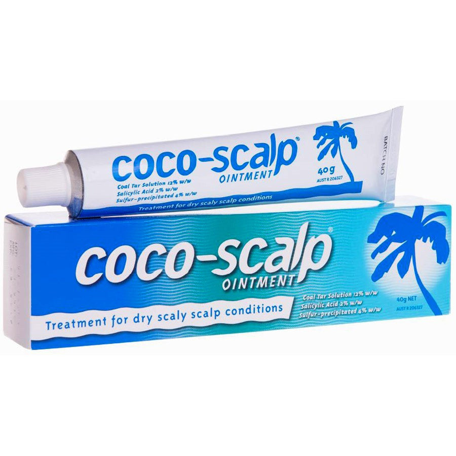 Coco-Scalp Ointment 40g Tube