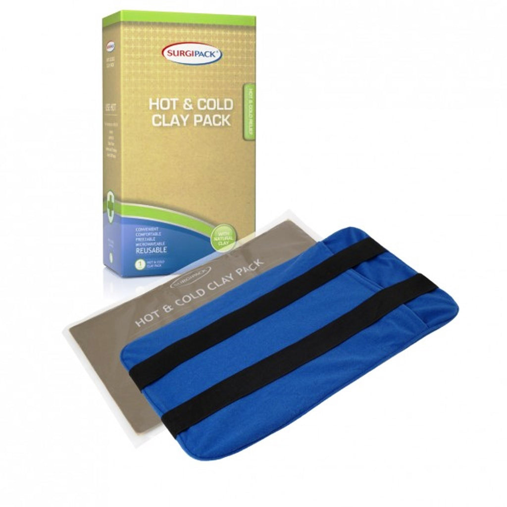 Cold & Hot Pack Clay