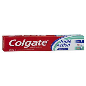 Colgate Toothpaste Triple Action x12