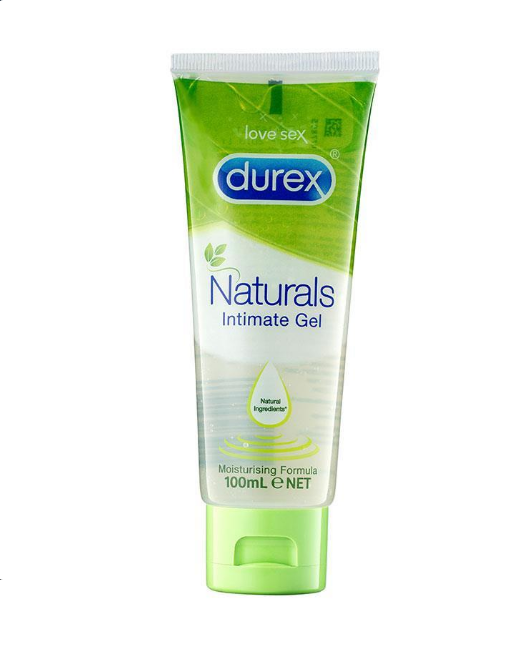 Durex Naturals Intimate Gel 100mL TUBE