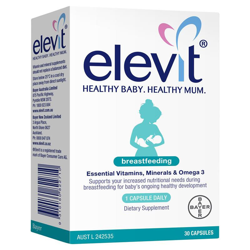 Elevit Breast Feeding
