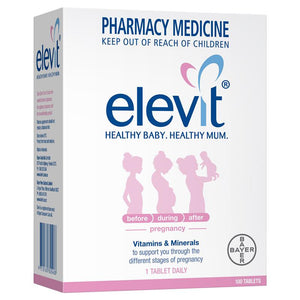 Elevit Pregnancy Multivitamins
