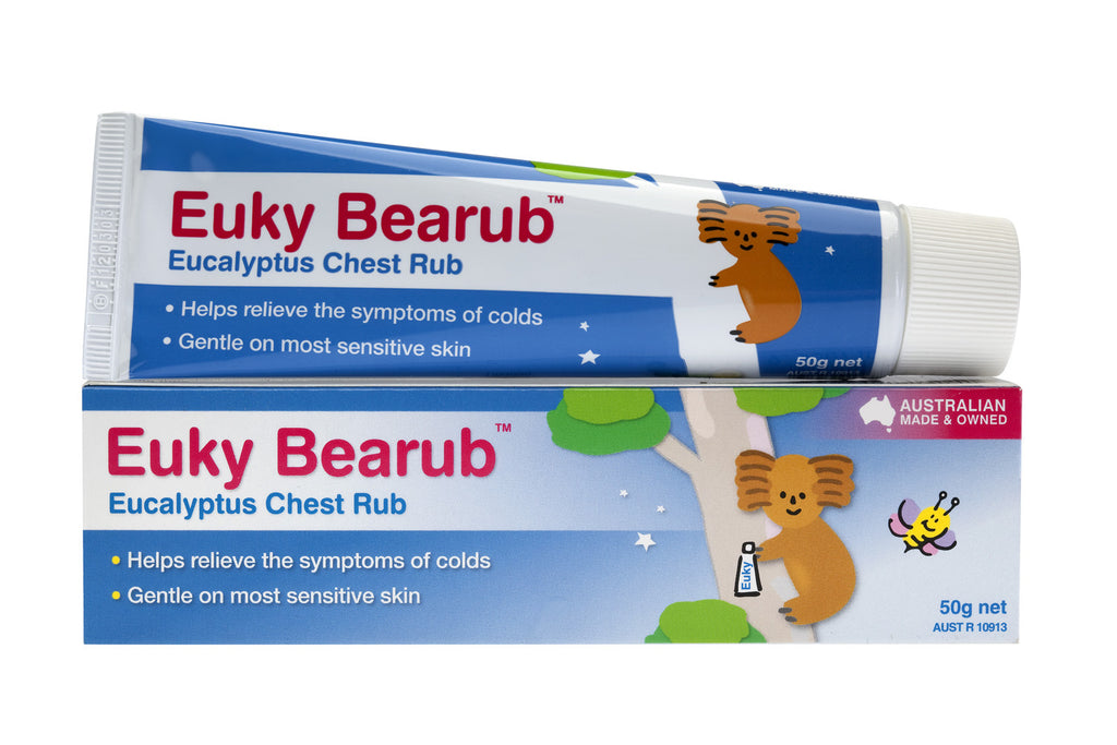 Euky Bear Chest Rub 50g