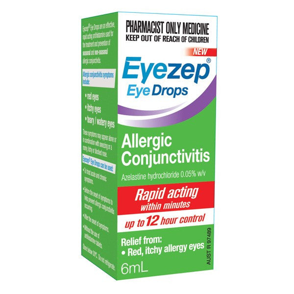 EyeZep Eye Drops 6mL