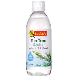 Bosisto's Tea Tree Solution - 250mL