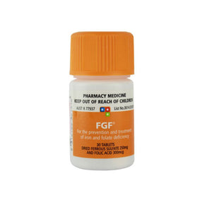 FGF Tablets 30