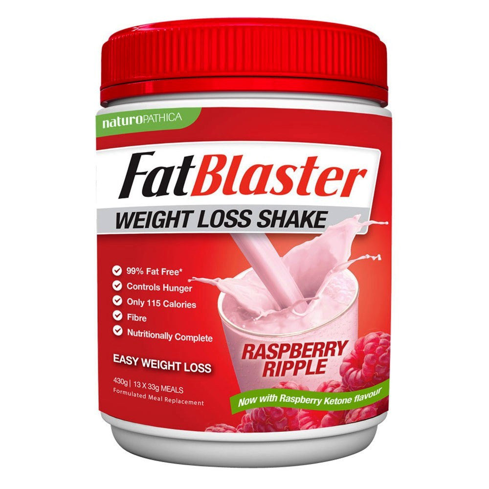 Fat Blaster Raspberry Ripple 430g