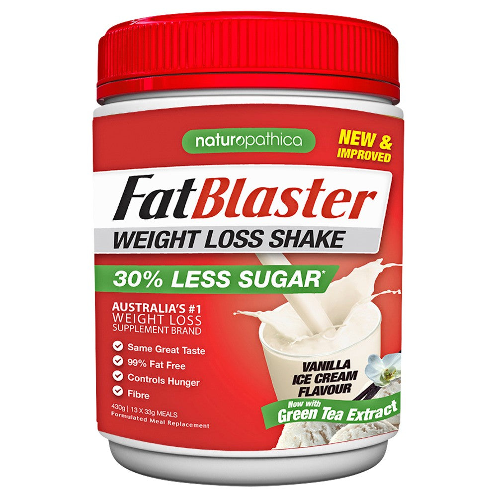 Fat Blaster Weight Loss Vanilla 430g