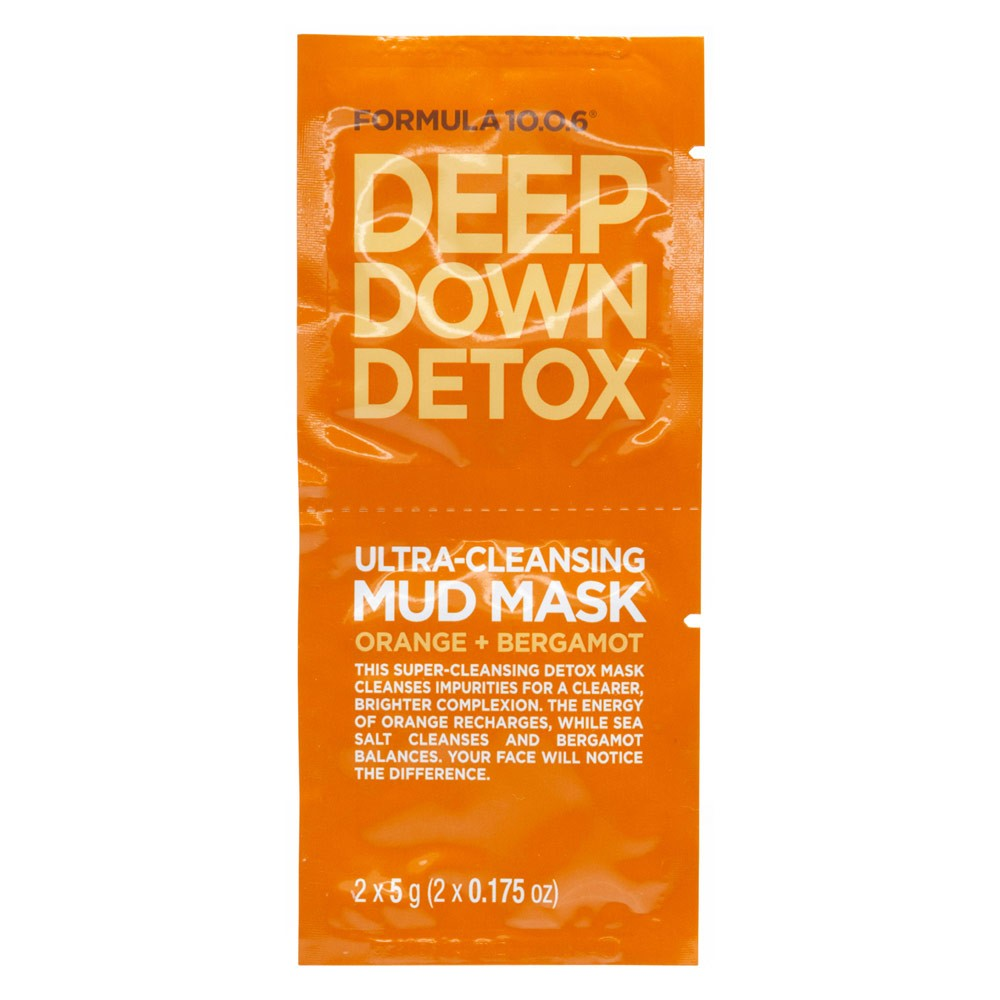 Formula 10.0.6 Deep Down Detox Mask 10mL x12