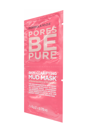 Formula 10.0.6 Pores Be Pure Mask 10mL x12