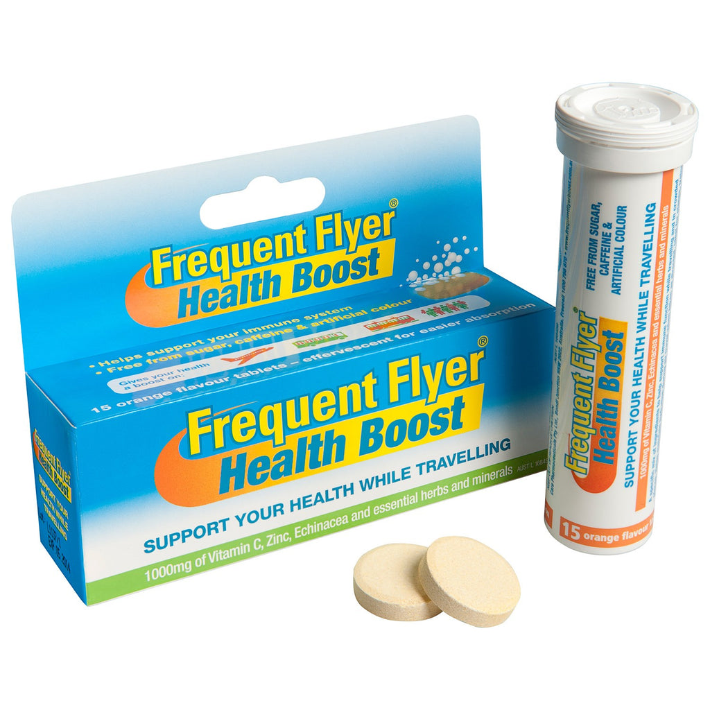 Frequent Flyer Health Boost 15