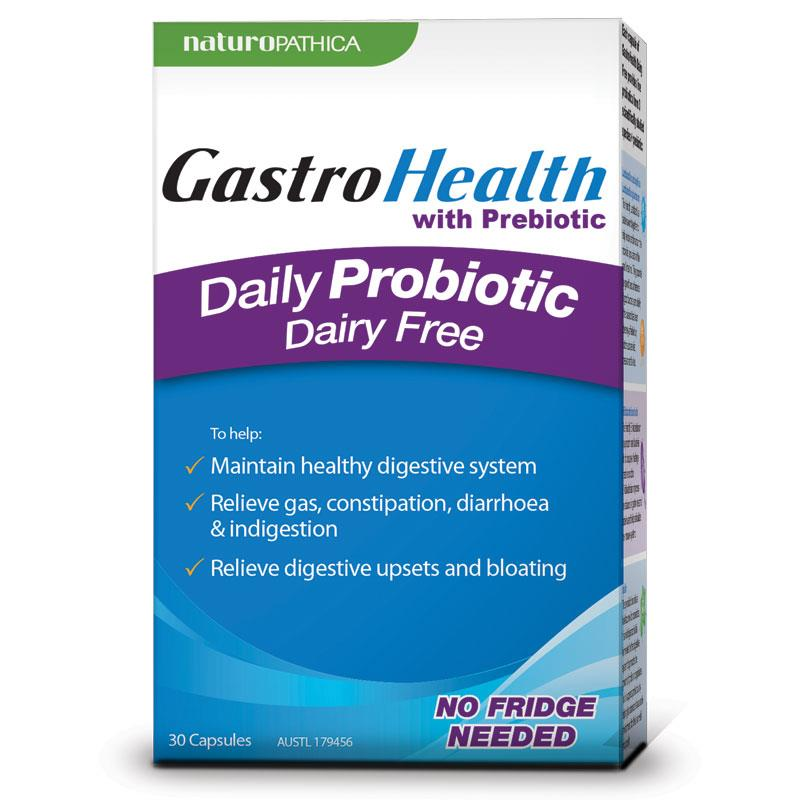 GastroHealth Dairy Free 30