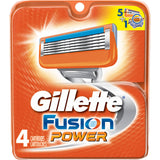 Gillette Fusion Power Cartridge 4