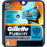 Gillette Fusion Proshield Chill Cartridge