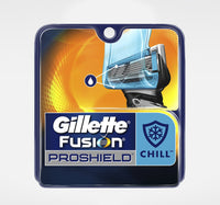 Gillette Fusion Proshield Chill Razor