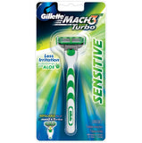 Gillette M3 Turbo Sensitive Razor
