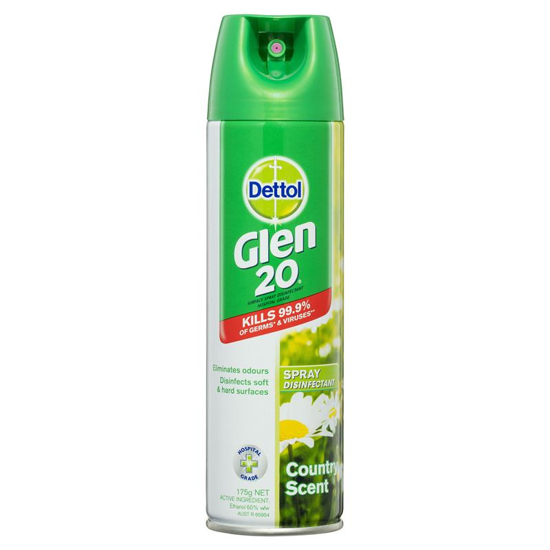 Glen 20 Spray Country 175g