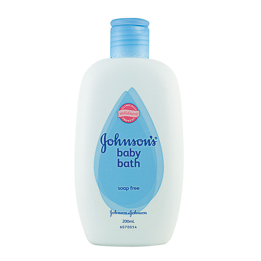 J&J Baby Bath Soap Free 200mL