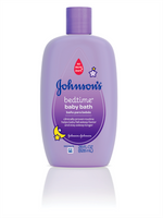 J&J Baby Bedtime Bath 200mL
