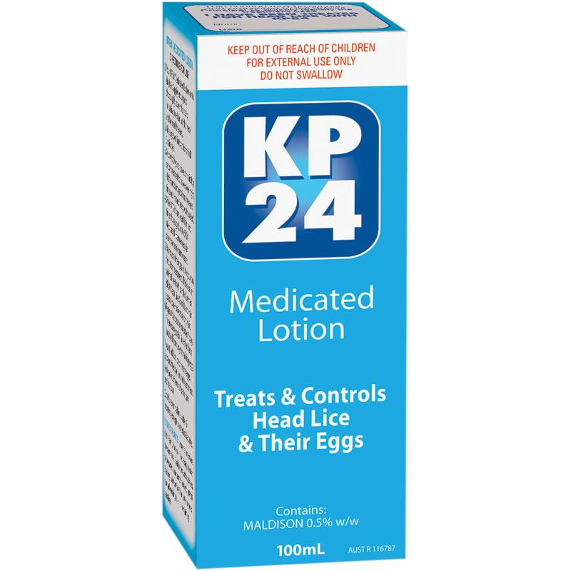 KP24 Head Lice Lotion 100mL