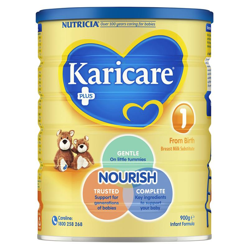 Karicare Plus 1 Infant 900g