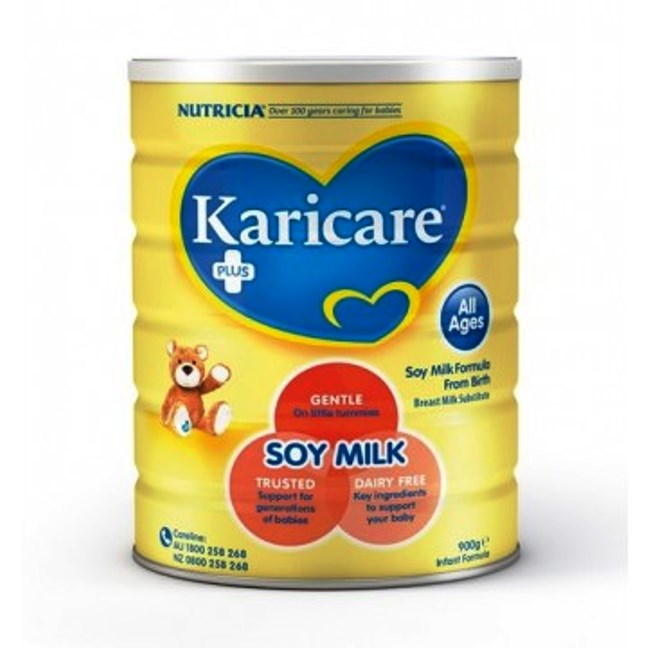 Karicare Soya All Ages 900g