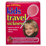 Kids Travel Sickness Lozenges 10's