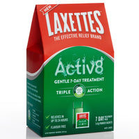 Laxettes Activ8 Daily 17g Sachet 7