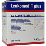 Leukomed T Plus 5x7.2cm 50 Pack